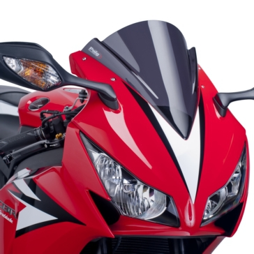 PUIG Z-Racing Windshield Front - Honda - High Impact Acrylic