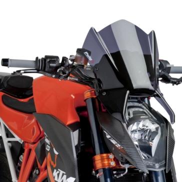 Puig Naked Windshield Fits KTM