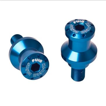 Bouton de levage pour bras oscillant PUIG Bleu - M10 x 125mm