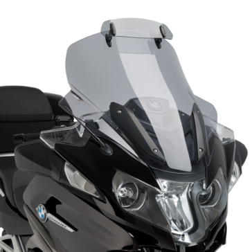 Puig Touring Windshield with Visor Fits BMW