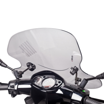 Front - Fixed PUIG Sport City Windshield
