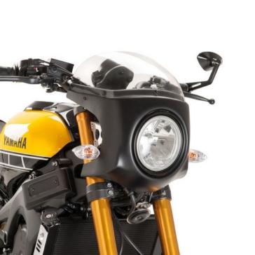 PUIG Semi-Fairing Retro Front - Yamaha
