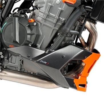 Puig Plaque de protection de moteur KTM