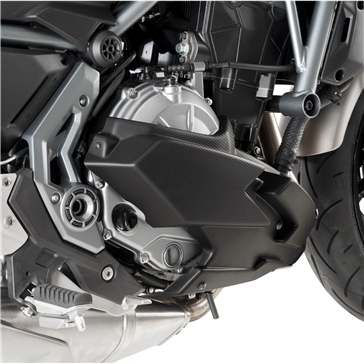 Puig Engine Skid Plate Fits Kawasaki