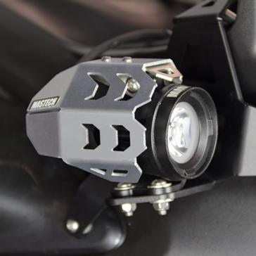 Aluminum MASTECH Left LED Light Kit