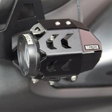 Black MASTECH Right LED Light Kit