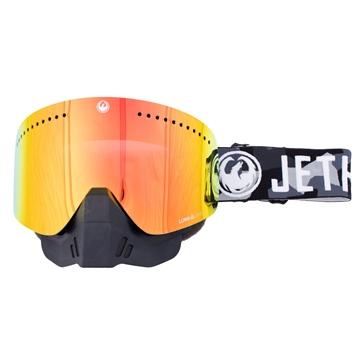 Jethwear NFX Goggles Black, Camo