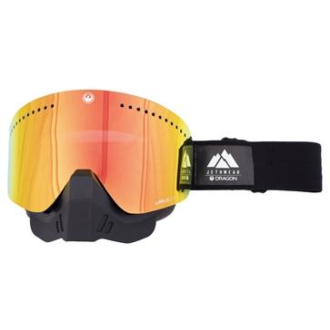 Jethwear NFX Goggles Black