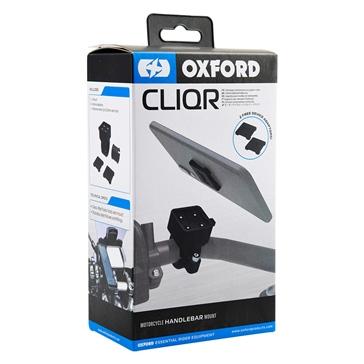 Oxford Products Handlebar Clamp CLIQR