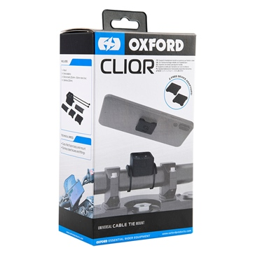 Oxford Products Cable Tie Mount CLIQR