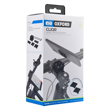 Oxford Products Handlebar Stem Mount CLIQR