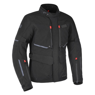 Oxford Products Manteau technique avant-garde Mondial noir