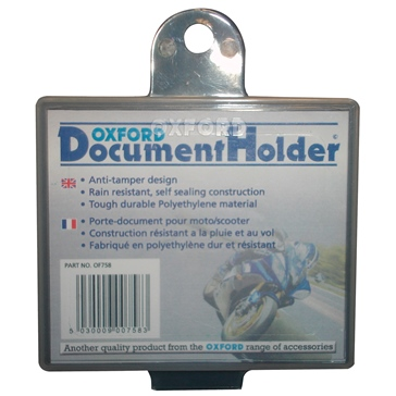 Oxford Products Porte-document