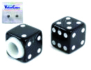 "Bouchon de valve ""8 Ball"" et ""Lucky Dice"" OXFORD PRODUCTS Lucky dice"