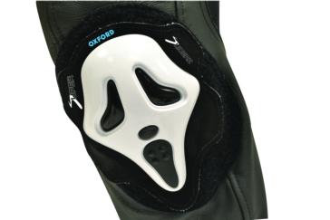 Adult OXFORD PRODUCTS Knee Slider, Screamer