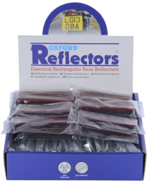 OXFORD PRODUCTS Self Adhesive Reflectors