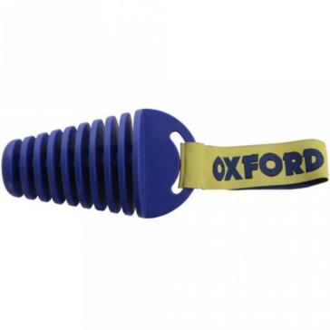 Bouchon de silencieux universel OXFORD PRODUCTS Bleu