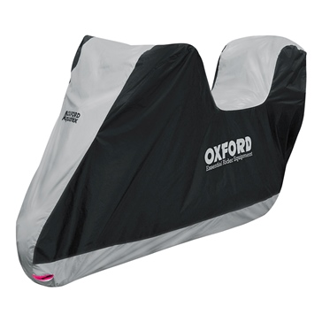 OXFORD PRODUCTS Aquatex Waterproof Cover for Motorcycle with Top Box