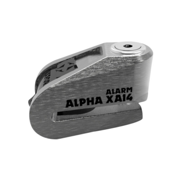 Oxford Products Bloque-disque avec alarme super robuste Alpha XA14