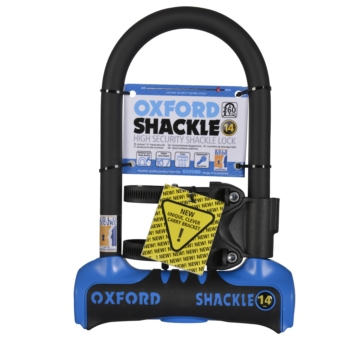 U-Lock - 260 mm OXFORD PRODUCTS Shackle 14 U-Lock