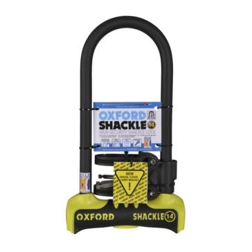 Oxford Products Cadenas à haute sécurité D-lock Shackle 14