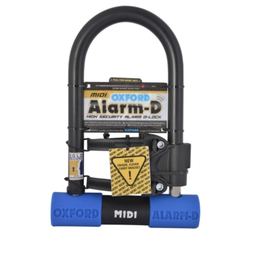 D-Lock - 253 mm OXFORD PRODUCTS Alarm-D Lock