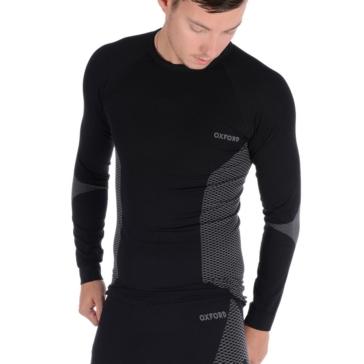 Sous-vêtement, Chandail « Base Layer » OXFORD PRODUCTS Haut manches longues - Homme - Couleur unie