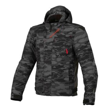 Manteau Redox MACNA Homme - Redox - Camo noir - Régulier