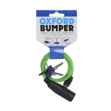 Cable - 60 cm OXFORD PRODUCTS Bumper Cable Lock