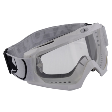 Shiny white OXFORD PRODUCTS Assault Pro Goggles