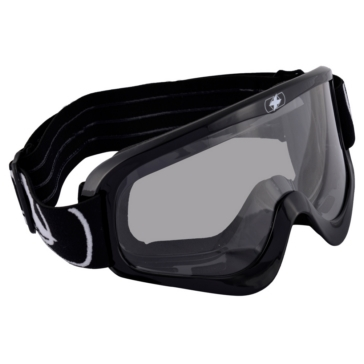 Shiny black OXFORD PRODUCTS Fury Goggles