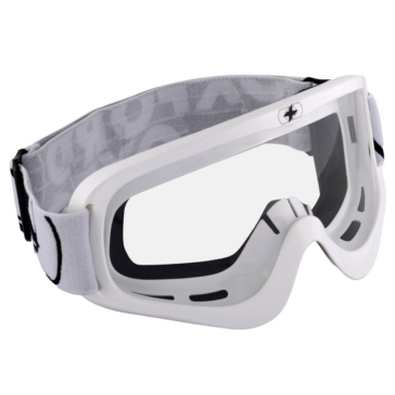 Shiny white OXFORD PRODUCTS Fury Goggles