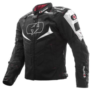 Men - 2 Colors - Black, White - Regular OXFORD PRODUCTS Melbourne 2.0 Jacket