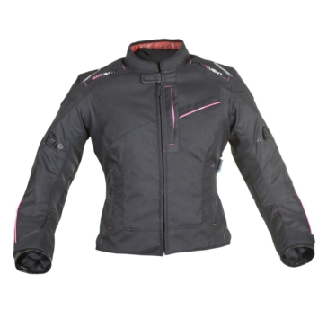 Women - 2 Colors - Black, Pink - Short OXFORD PRODUCTS Valencia 2.0 Jacket