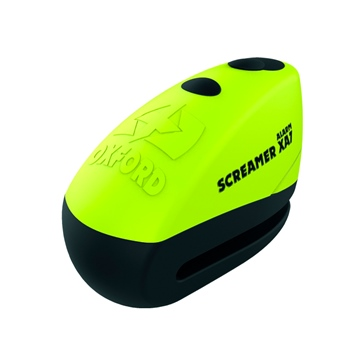 Oxford Products Sreamer XA7 Alarm Disc Lock