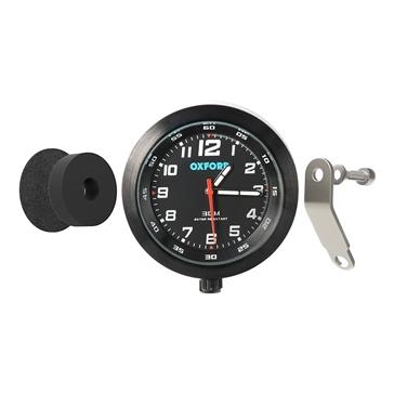 Oxford Products Horloge Anaclock résistant aux intempéries Motocyclette - 371249