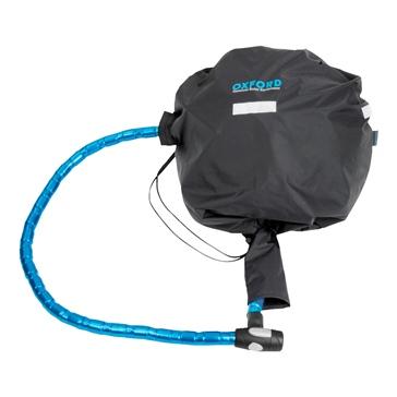 Oxford Products LidLock Combination Carabiner Helmet Lock