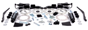COMMANDER Track Adaptor Kit TREX