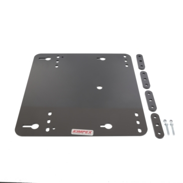 CLICK nGO CNG 2 Snow Plow Bracket for UTV