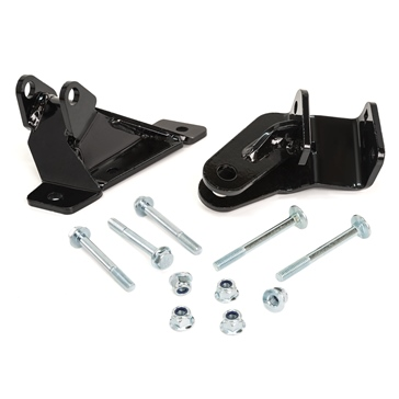 Click N GO Electric Actuator Bracket for Plow Angle Adjustment with Extension