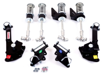 ATV - XTR, WS4 COMMANDER Track Adaptor Kit