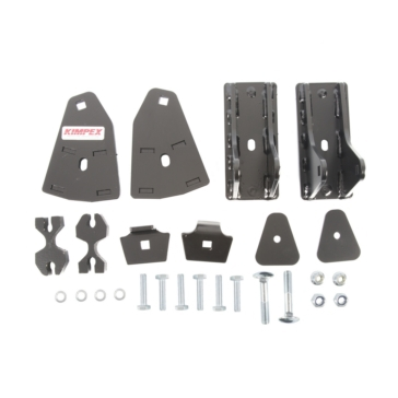 WSS4 COMMANDER Track A-Arm Kit