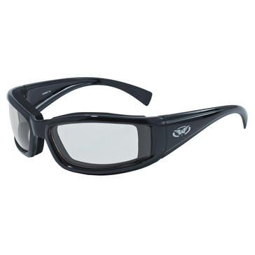 GLOBAL VISION Stray Sunglasses Black