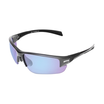 GLOBAL VISION Hercule 7 Photochromatic Sunglasses Matte Black
