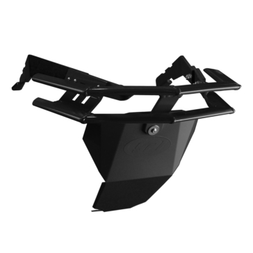 Straightline Performance Rugged Series Bumper & Skid Plate Front - Aluminium - Polaris