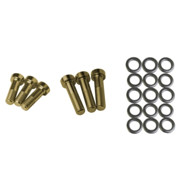 Straightline P-Drive Pivot Bolt Kit