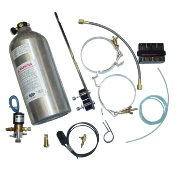 STRAIGHTLINE PERFORMANCE Nitrous System Kit