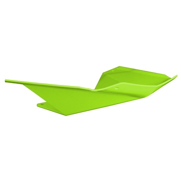 Straightline Plaque de protection série Rugged Ski-doo