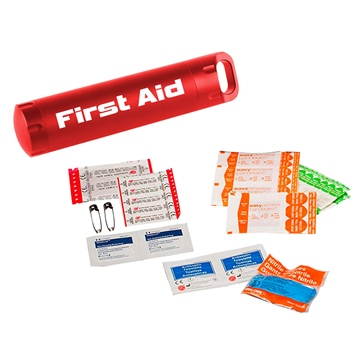 "Straightline Hide ""N"" Go First Aid Kit"