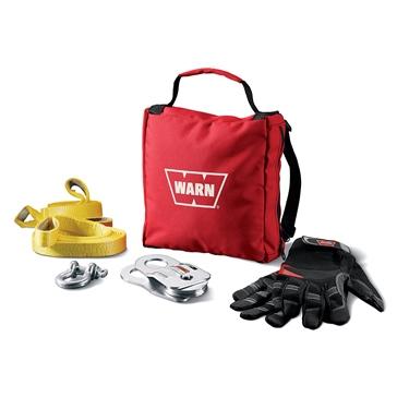 Warn Trousse d'accessoires pour travaux de treuillage léger